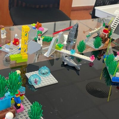 Lego Serious Play – Business Breakfast